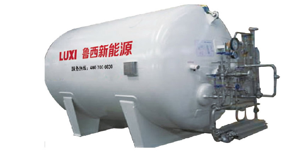 LNG tank for vessel